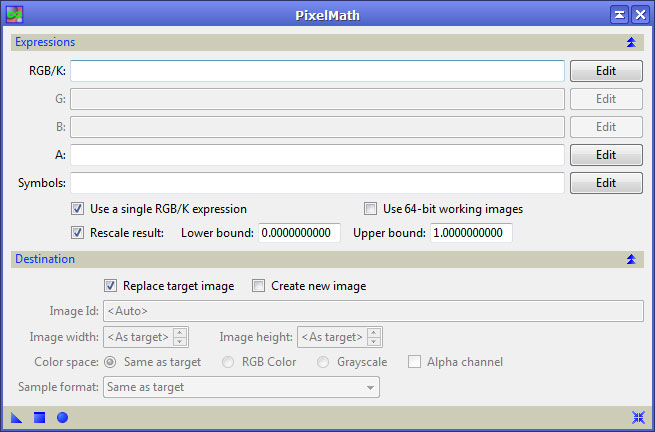 Pixinsight 15 Unofficial Reference Guide Pixelmath